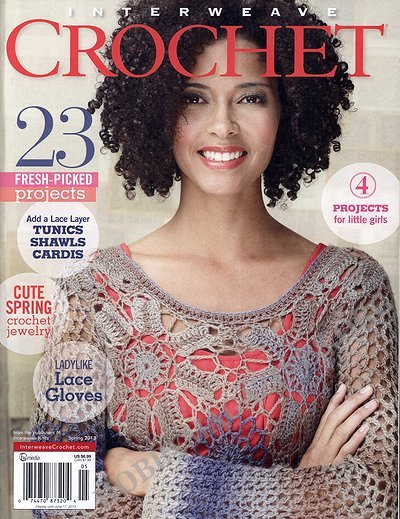 Interweave Crochet - Spring 2013 ? Hobby Magazines Download Free ...