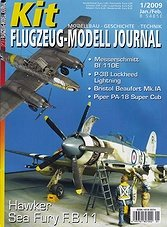 Kit Flugzeug-Modell Journal - 2009-01 (German)