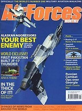 Air Forces Monthly - January 2010
