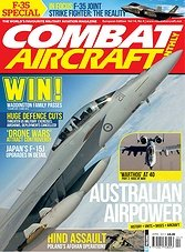 Combat Aircraft - April 2013