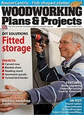 Woodworking Plans & Projects - March 2013
