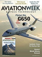 Aviation Week & Space Technology - 25 March 2013