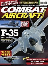 Combat Aircraft - July 2011