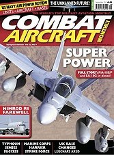 Combat Aircraft - September 2011