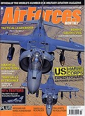 Air Forces Monthly - October 2010