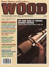 Wood 006 - August 1985