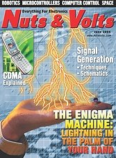Nuts And Volts - June 2004