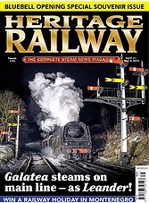 Heritage Railway 175 - April 11 - May 8,2013