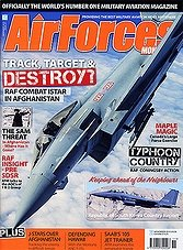 Air Forces Monthly - November 2010