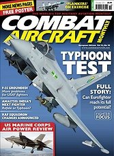 Combat Aircraft - October 2011