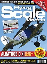 Flying Scale Models - March 2013