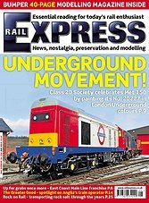 Rail Express - May 2013