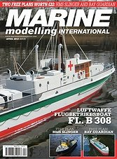 Marine Modelling International - April 2013