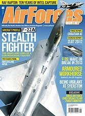 Air Forces Monthly - January 2013