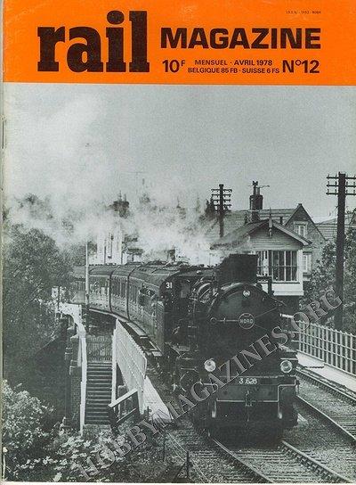 Rail Magazine 012 French 187 Hobby Magazines Free