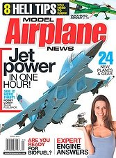 Model Airplane News - March 2010