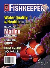 The Fishkeeper Vol.1 No.1