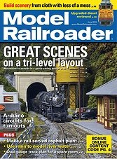 Model Railroader - June 2013