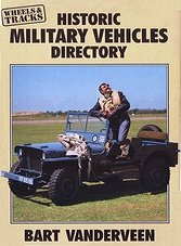 Historic Military Vehicles Directory