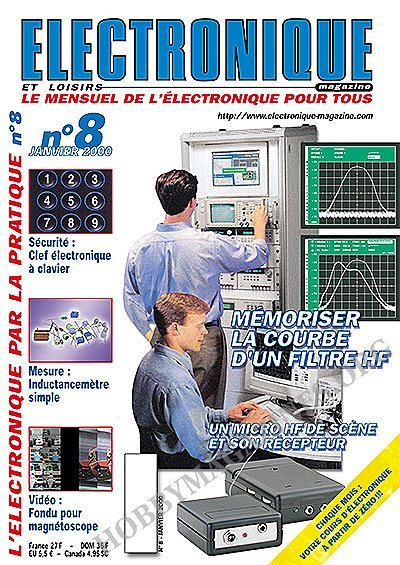 Electronique et Loisirs Issue 008 (French)