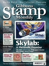 Gibbons Stamp Monthly - May 2013