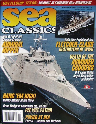 Sea Classics - October 2009 (Vol.42 No.10)