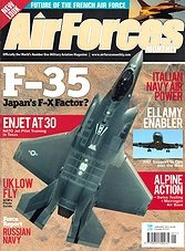 Air Forces Monthly - January 2012