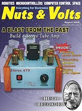 Nuts And Volts - August 2004