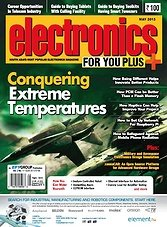 Electronics For You - May 2013