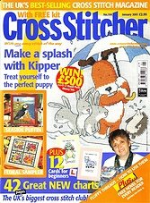 Cross Stitcher - January 2001