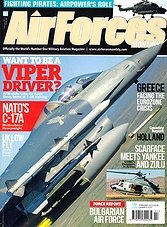 Air Forces Monthly - February 2012