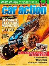 Radio Control CAR Action - August 2008