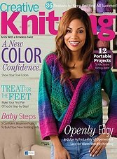 Creative Knitting - Summer 2013