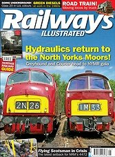 Railways Illustrated  - May 2013