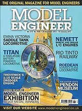 Model Engineer 4446 - 28 December 2012/10 January 2013