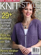 Knit And Style - August 2012