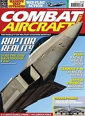 Combat Aircraft  - April 2012