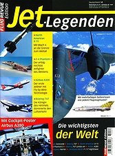 Flug Revue Edition - Jet-Legenden (German)