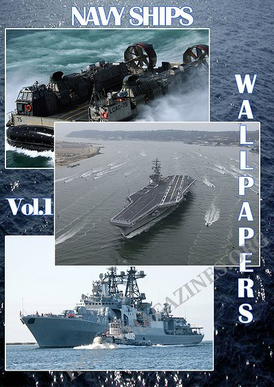 Navy Ships Wallpapers Vol.1