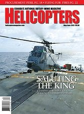 Helicopters - May/June 2013