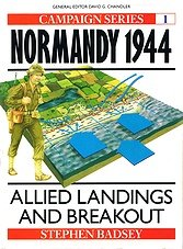 Campaign Series 001 - Normandy 1944 - Allied Landings and Breakout