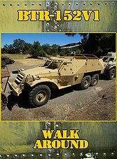 BTR-152V1 Walk Around