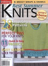 Love of Knitting -  Best Summer Knits 2013