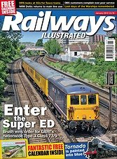 Railways Illustrated  - January 2013