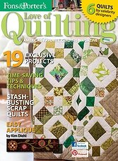 Love of Quilting - March/April 2013