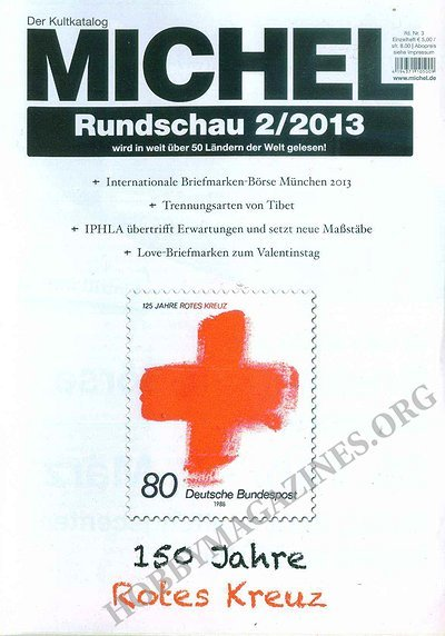 Michel Rundschau - 02/2013 (german)