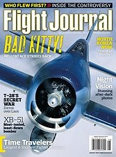 Flight Journal - August 2013