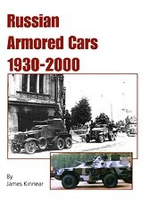 Russian Armored Cars 1930-2000