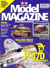 Tamiya Model Magazine 102 - December 2003/January 2004