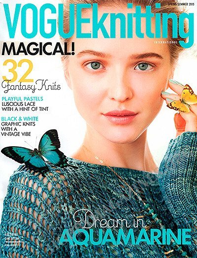 Vogue Knitting - Spring/Summer 2013